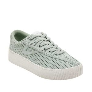 New Tretorn Nylite Bold III Perforated Sneakers